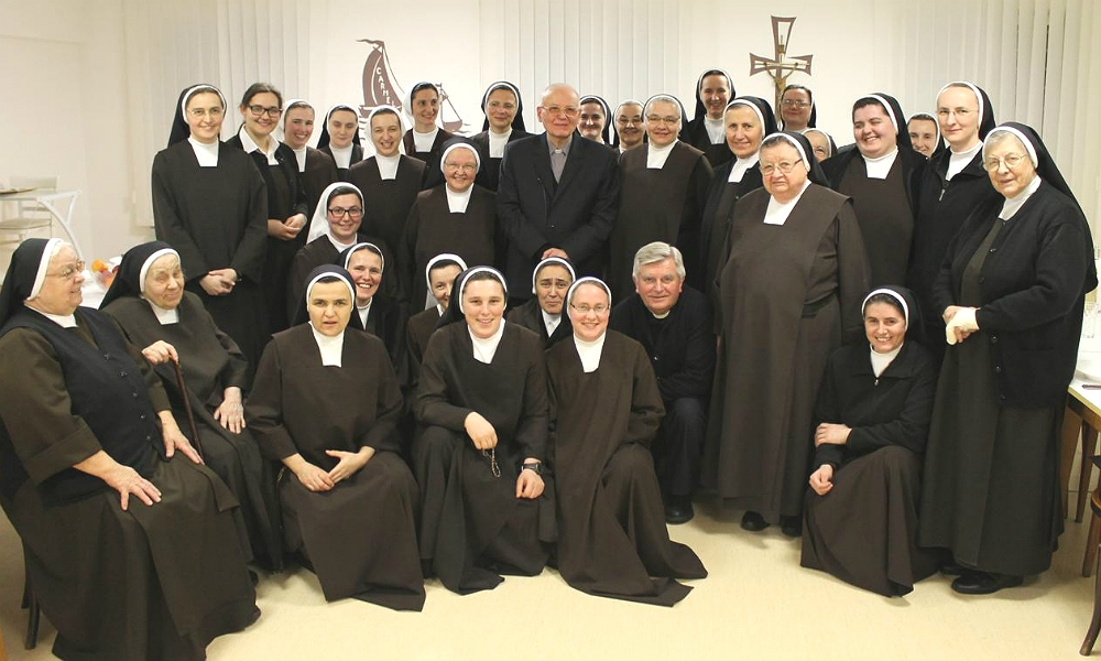 Posjet Nuncija Karmelu BSI