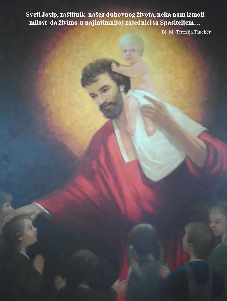 Sveti Josip - Karamel BSI