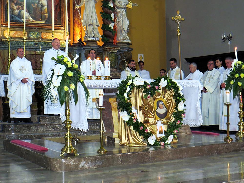 Reelikvijar M. Trezije od sv. Josipa u Puntu 2