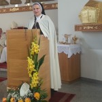 17. Pozdravni govor Vrhovne poglavarice M. Karle Marije