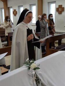 """""""Molim Krista, Zaručnika Crkve da Ga mogu nasljedovati"""""""