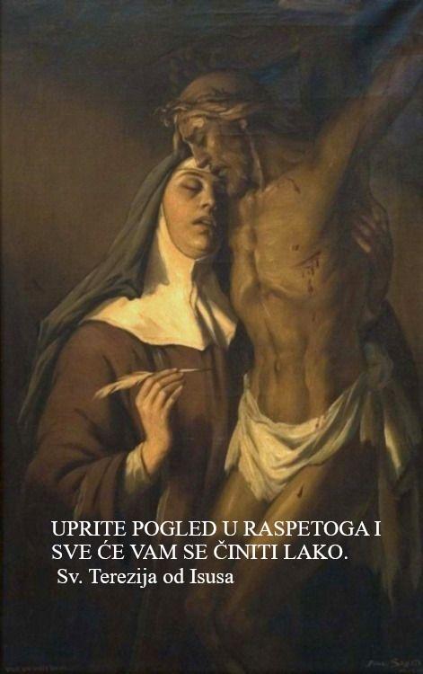 Sv. Terezija od Isusa, c