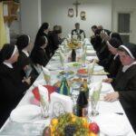 večera s biskupom