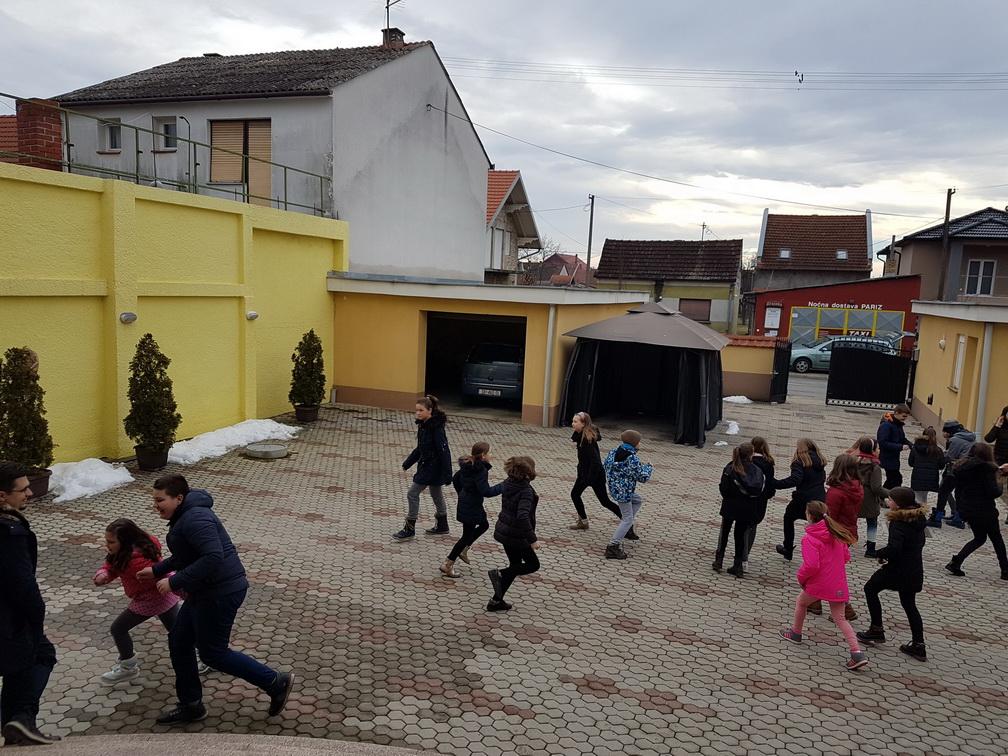 Rad s djecom - Karmel BSI Sl. Brod