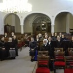 izlet nov. skole - ursulinski samostan